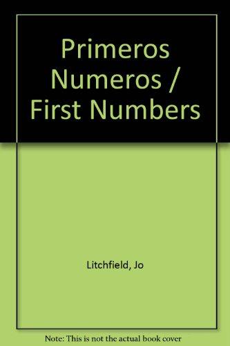 Primeros Numeros (Spanish Edition): Jo Litchfield, Felicity Brooks