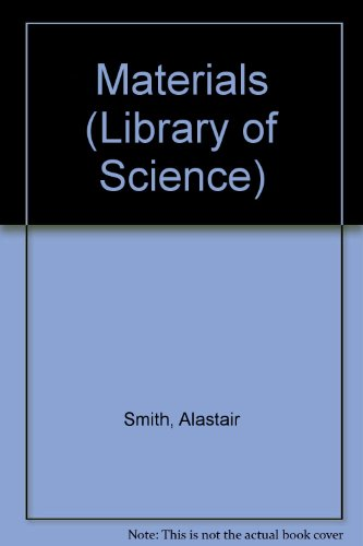 9781580863780: Materials (Library of Science)