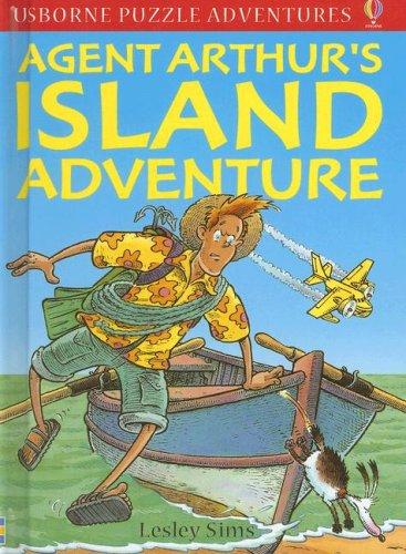 Agent Arthur's Island Adventure (Puzzle Adventures): Sims, Lesley