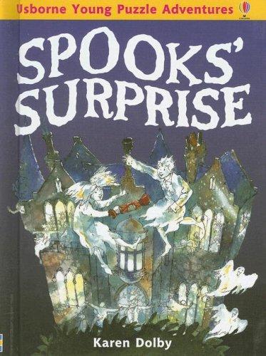 9781580864923: Spooks' Surprise (Young Puzzle Adventures)