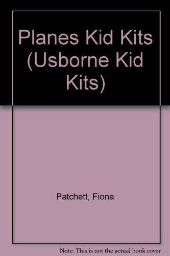 9781580865869: Planes Kid Kits (Usborne Kid Kits)