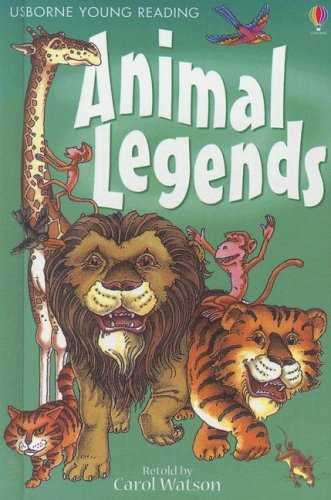 9781580866606: Animal Legends (Usborne Young Reading: Series One)