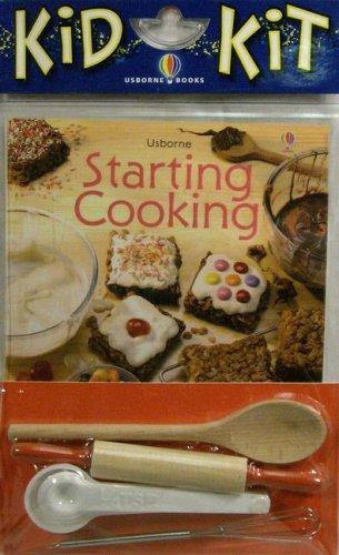 9781580867443: Starting Cooking Kid Kit Starting Cooking Kid Kit