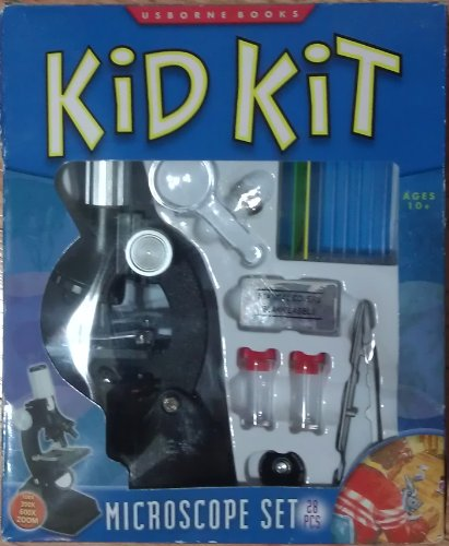 9781580867795: World Of The Microscope (Kid Kits)