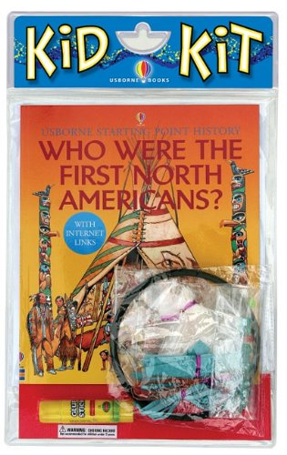 9781580868006: Who Were the First North Americans? (Kid Kits)