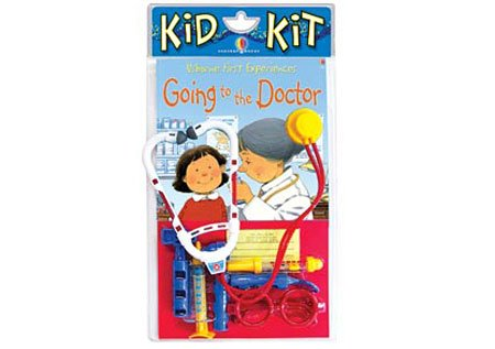 9781580869119: Going to the Doctor Kid Kit