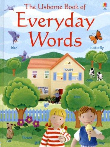 9781580869645: The Usborne Book of Everyday Words