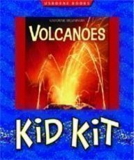 9781580869812: Volcanoes Kid Kit [With Volcano Model, Instructions for Lava, Rocks, Etc] (Kid Kits)