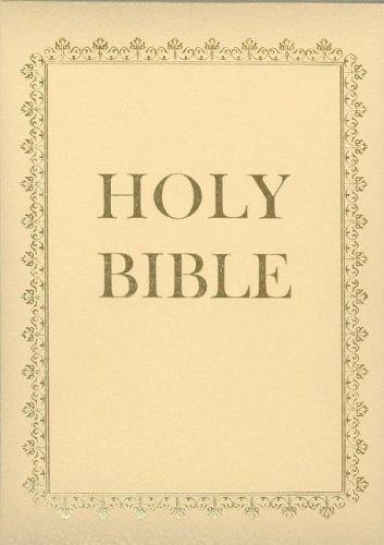 9781580870429: Deluxe Family Bible-KJV-Christian Home Study