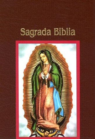 9781580870573: Sagrada Biblia, Guadalupana Study Edition (Spanish Edition)