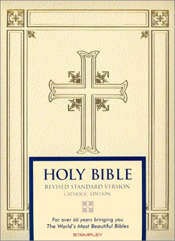 9781580870610: Holy Bible: Revised Standard Version, Catholic Edition, Ivory