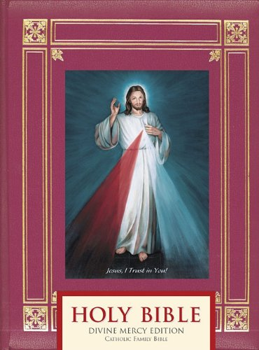 Catholic Family Bible Divine Mercy Edition: Stampley