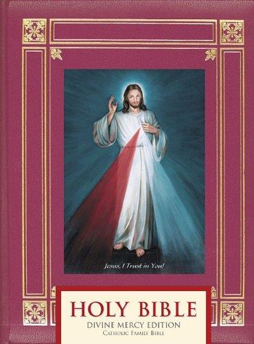 9781580871495: Catholic Family Bible Divine Mercy Edition