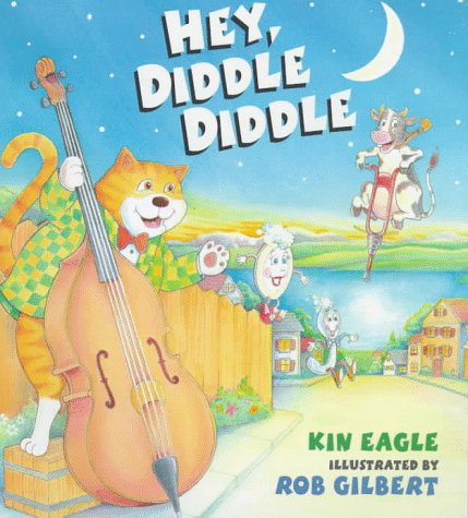 9781580890076: Hey Diddle Diddle (Nursery Rhyme)