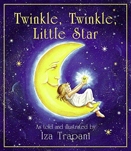 9781580890151: Twinkle, Twinkle, Little Star (Iza Trapani's Extended Nursery Rhymes)