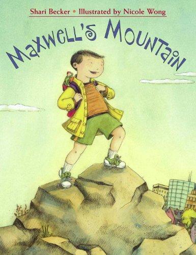 9781580890472: Maxwell's Mountain