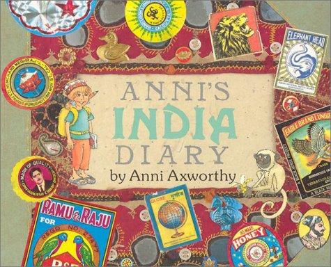 9781580890502: Anni's India Diary