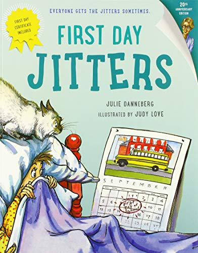 9781580890618: First Day Jitters (Mrs. Hartwells Classroom Adventures)