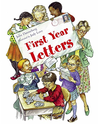 9781580890847: First Year Letters (Mrs. Hartwells classroom adventures)