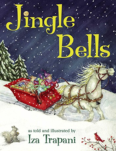 Jingle Bells (1580890962) by Iza Trapani
