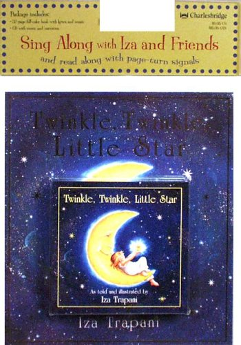 9781580891011: Twinkle, Twinkle, Little Star [With CD] (Sing Along with Iza and Friends and Read Along with Page-Tur)