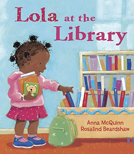 9781580891134: Lola at the Library