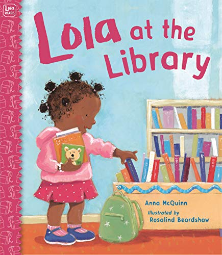 9781580891424: Lola at the Library