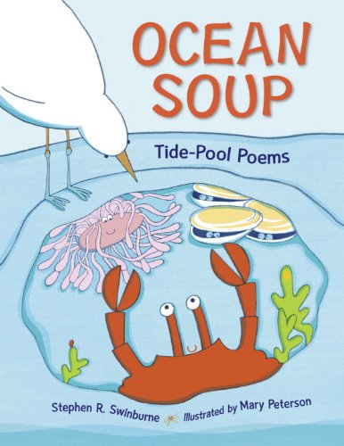 9781580892001: Ocean Soup: Tide-Pool Poems