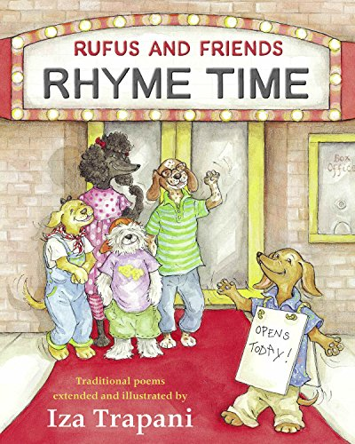 9781580892070: Rufus and Friends: Rhyme Time