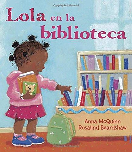 9781580892131: Lola en la biblioteca