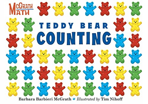 9781580892155: Teddy Bear Counting (Mcgrath Math)