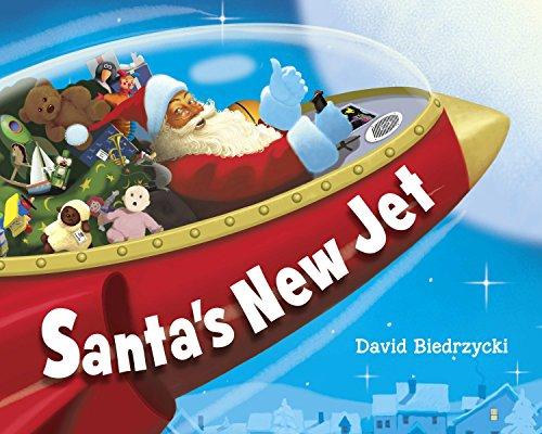 9781580892926: Santa's New Jet