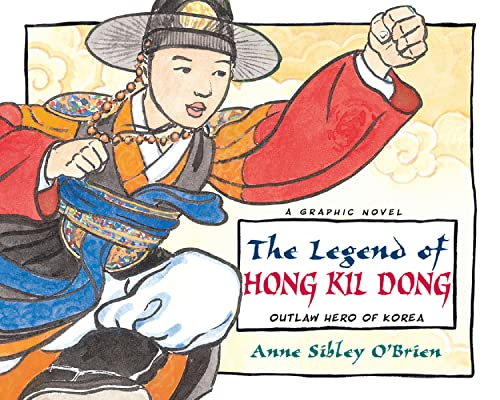 The Legend Of Hong Kil Dong (Paperback)