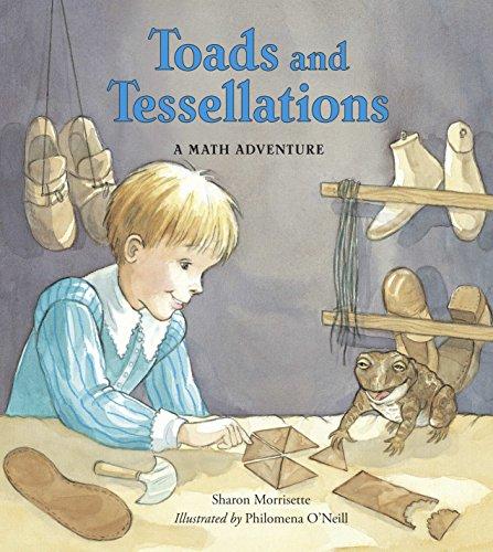 9781580893541: Toads and Tessellations (Charlesbridge Math Adventures (Hardcover))