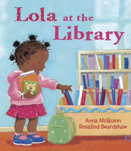 9781580893763: Lola at the Library