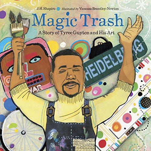 Magic Trash: Shapiro, J. H./