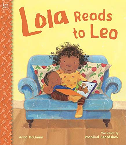 9781580894043: Lola Reads to Leo