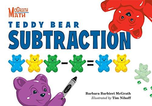 9781580894265: Teddy Bear Subtraction (McGrath Math)