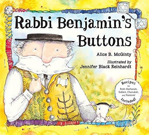9781580894333: Rabbi Benjamin's Buttons