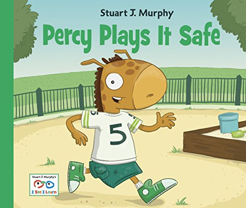 9781580894524: Percy Plays It Safe (I See I Learn)