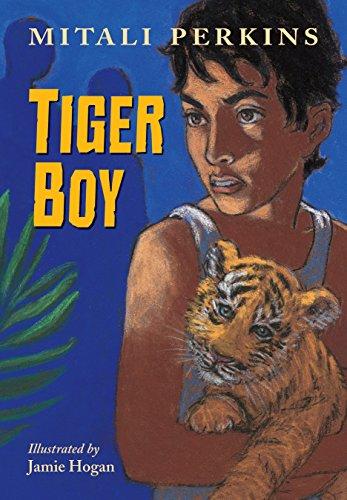 Tiger Boy: Mitali Perkins