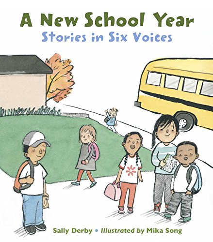 9781580897303: A New School Year: Stories in Six Voices