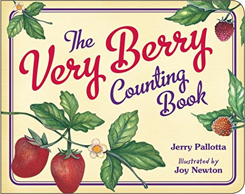 9781580897846: 1: The Very Berry Counting Book