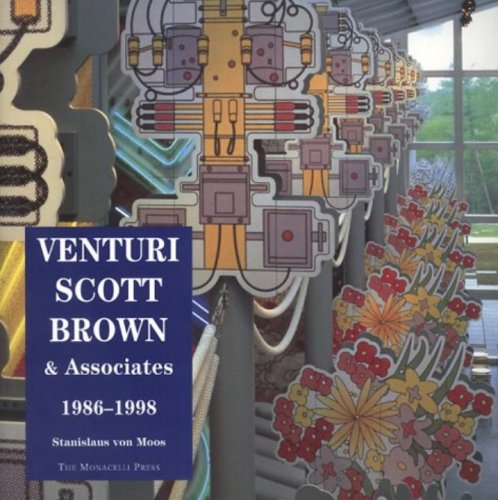 9781580930017: Venturi, Scott Brown and Associates: Buildings and Projects 1986-1997
