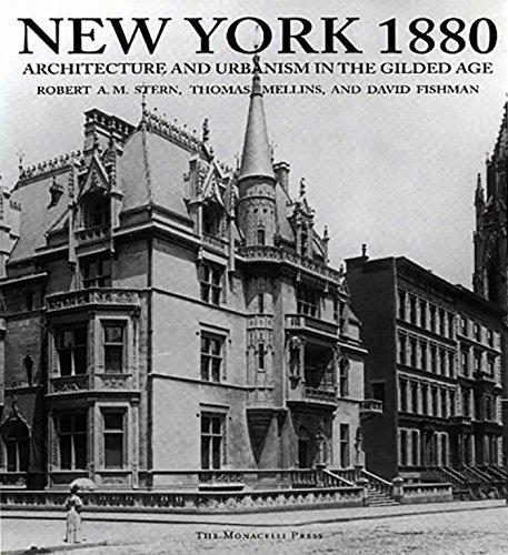 New York Architecture and Urbanism (Hardback): Robert A M Stern, Thomas Mellins, David Fishman