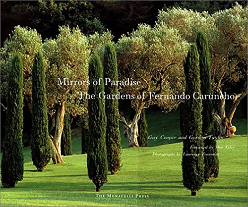 9781580930710: Mirrors of Paradise: The Gardens of Fernando Caruncho