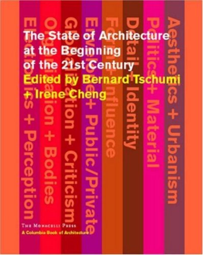 9781580931342: The State of Architecture at the Beginning of the 21st Century (Columbia Books of Architecture)