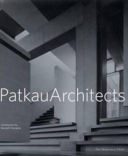 9781580931694: Patkau Architects