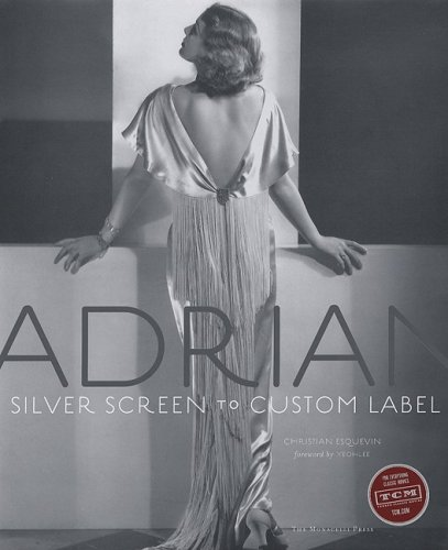 Adrian: Silver Screen to Custom Label: Christian Esquevin