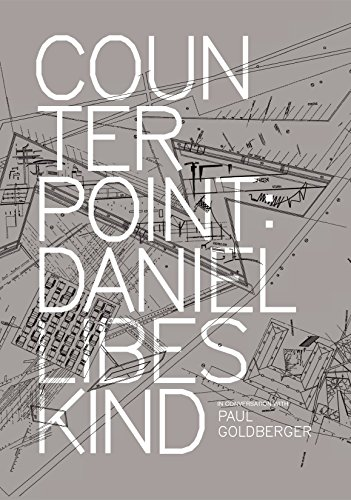 9781580932066: Counterpoint: Daniel Libeskind in Conversation with Paul Goldberger